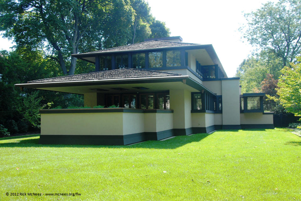 Edward Boynton House 16 East Blvd Rochester New York Frank Lloyd Wright